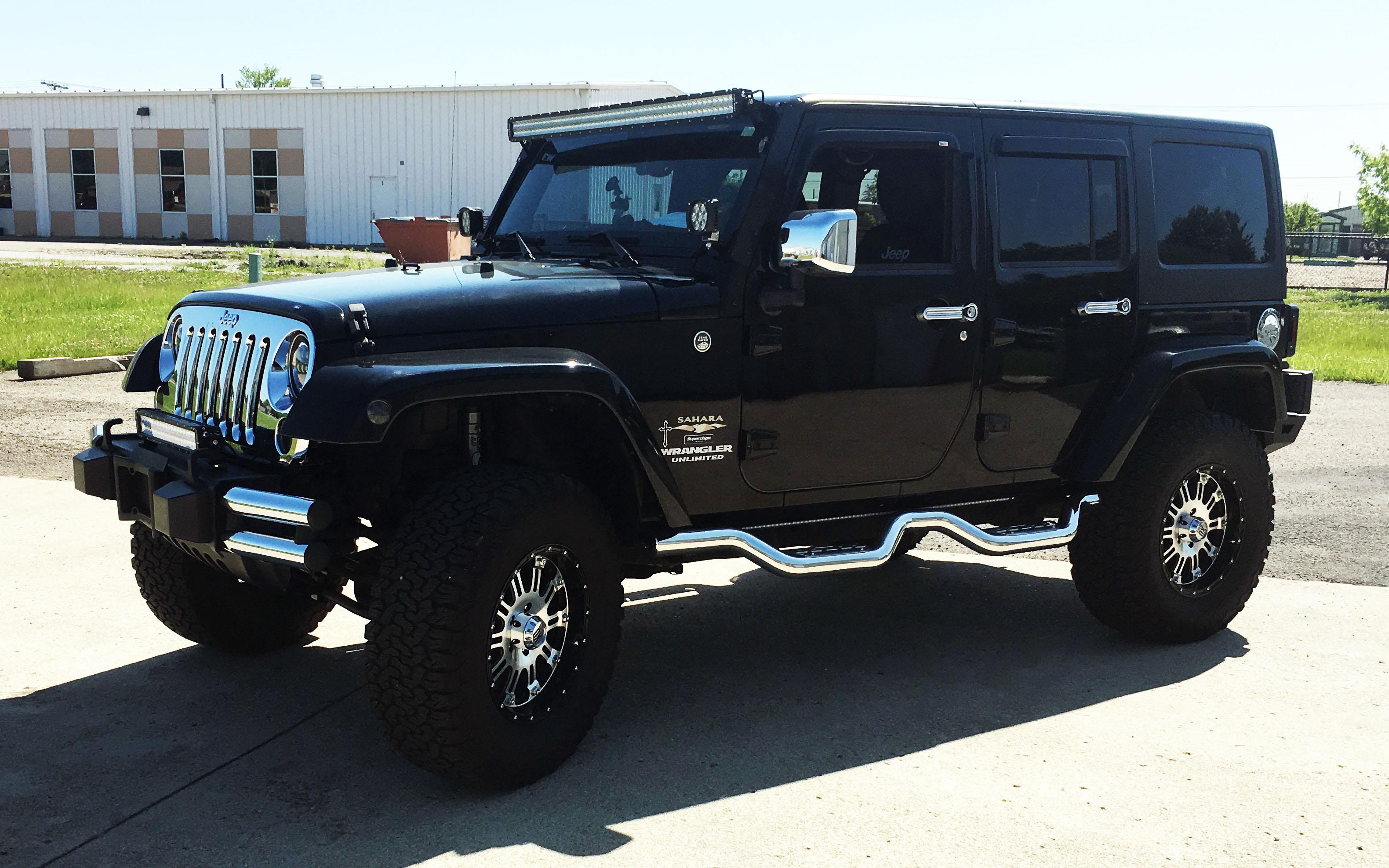 Jeep Wrangler Jk Kit Firewire Leds